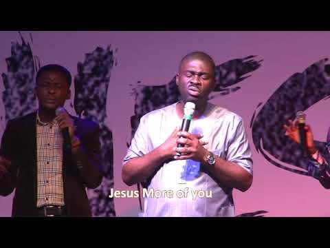 SATURDAY NIGHT WORSHIP   WALE ADENUGA