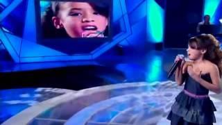 Júlia Maciel - Nada Pode Calar um Adorador - Programa Raul Gil - Jovens Talentos Kids.mp4