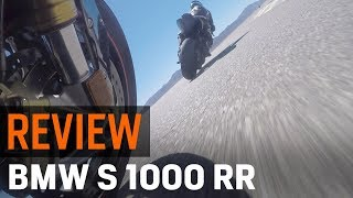 8. BMW S1000RR Review at RevZilla.com