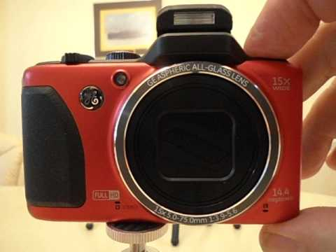 GE General Imaging G100 Point & Shoot 14 4 MP Digital Camera