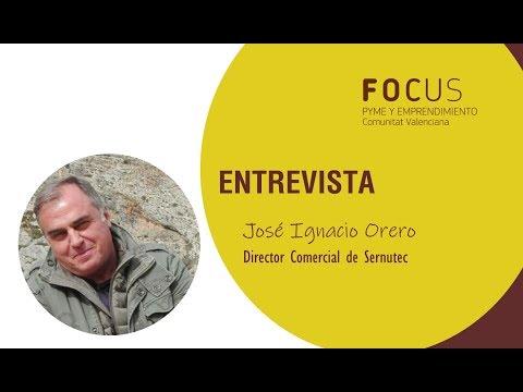 Entrevista a José Ignacio Orero en Focus Pyme Alto y Medio Vinalopó[;;;][;;;]