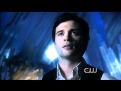 Smallville Finale - Clark Wears The Superman Suit