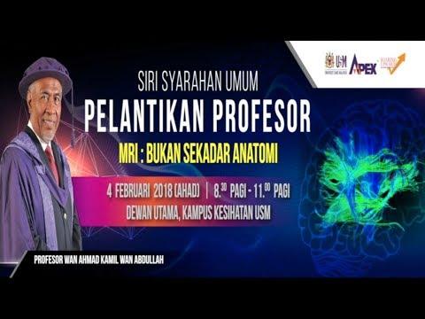 Introduction to Professorial Talk by Wan Ahmad Kamil Wan Abdullah