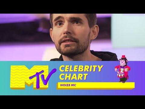 Выступление Noize MC на MTV Celebrity Chart