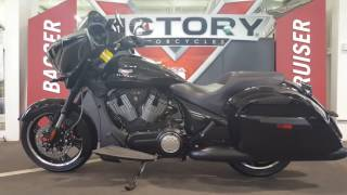 4. 2016 VICTORY CROSS COUNTRY 8 BALL GLOSS BLACK