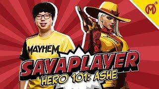 Video HERO 101: ASHE (Ft. Sayaplayer) MP3, 3GP, MP4, WEBM, AVI, FLV Desember 2018