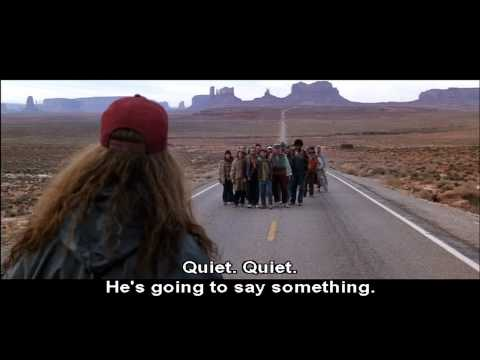 GUMP - I was running for 3 years 2 months.. Music: Against The Wind - Bob Seger http://www.youtube.com/watch?v=FvtukyKcPYM THANKS FOR 1K VIEWS.