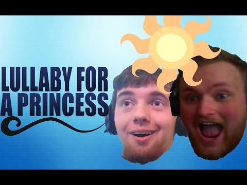 LaDix & PieDislikerSwag Reacts: Lullaby For a Princess [Animation]