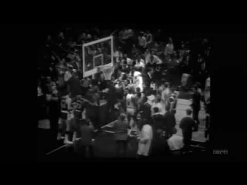 Reed - A Piece from Michael Rapaport's 30 for 30 doc When the Garden Was Eden showing Willis Reed fight.