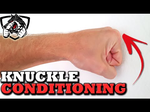 How to Condition Your Knuckles: Guide to Harden Your Fists