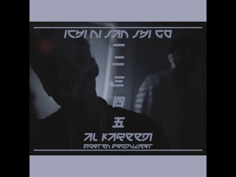 AL Kareem - Ichi Ni San Shi Go // Prod. By Morten (OfficiAL Video)