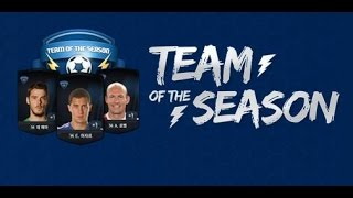 Danh sách thẻ cầu thủ Team Of The Season trong fifa online 3, fifa online 3, fo3, video fifa online 3