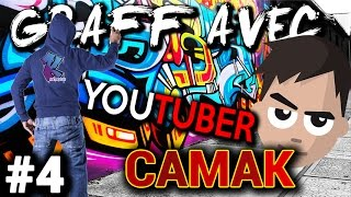 Video EPISODE 4 CAMAK - GRAFF AVEC YOUTUBER ! MP3, 3GP, MP4, WEBM, AVI, FLV Mei 2017