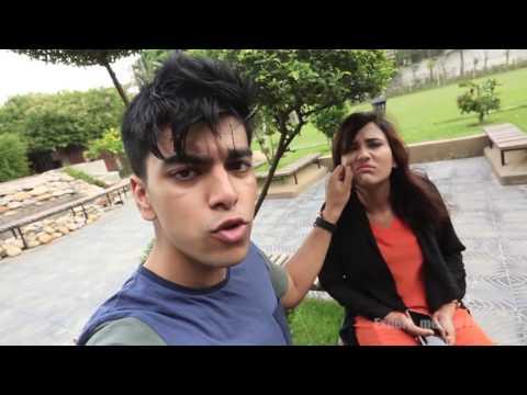 salman & sabila nur EXCELLENT funny video