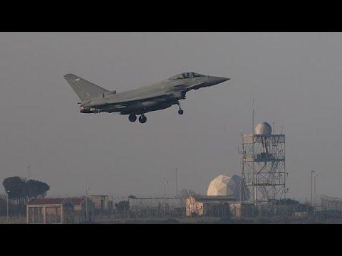 Βρετανικά Tornado από τη βάση του Ακρωτηρίου χτυπούν τη Συρία (βίντεο)…
