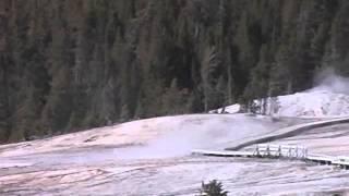 Apr 26, 2010 Upper Gesyer Basin Streaming Camera Captures