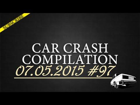 Car crash compilation #97 | Подборка аварий 07.05.2015