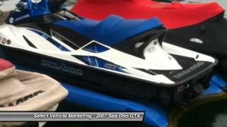 10. 2007 Sea-Doo GTX KL4458TC74