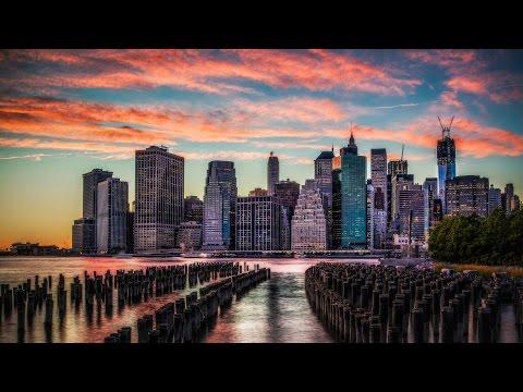 USA: New York - Stadt am Wasser (Doku HD)