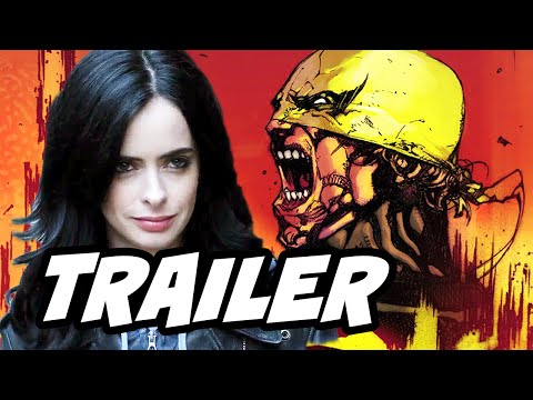 Jessica Jones Official Trailer 2 and Marvel Iron Fist Rumors Explained