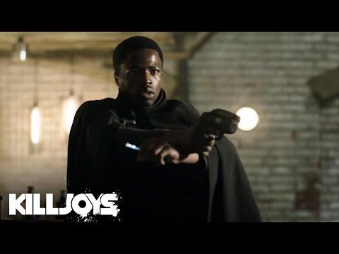 Killjoys 1.08 (Clip 'Trapped')