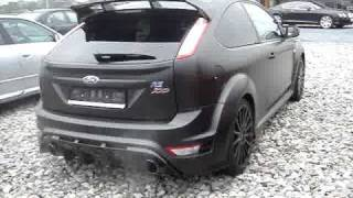Ford Focus RS500 sound