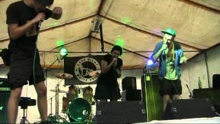Video KŘIKZTICHA - Ve spárech bestie - Protestfest 2011