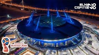 Video WOW EMEZING BANGET... Inilah Stadion Piala Dunia 2018 Rusia Termegah Dalam Sepak Bola MP3, 3GP, MP4, WEBM, AVI, FLV September 2018