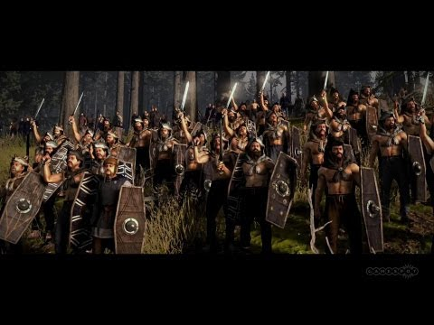 II - Check out this gameplay trailer showcasing the Battle of Teutoburg Forest in Total War: Rome II. Follow Total War: Rome II at GameSpot.com! http://www.gamesp...