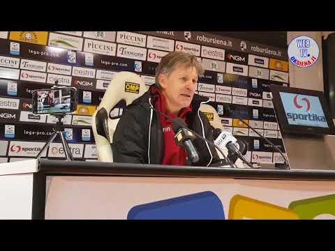Robur Siena-Arezzo 1-0: Mignani, Pavanel, Marotta, Neglia
