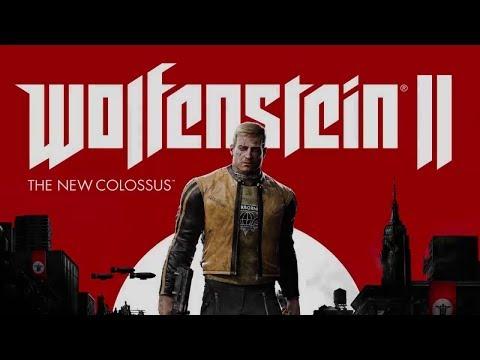 Грандиозное возвращение Бласковица - Wolfenstein II: The New Colossus