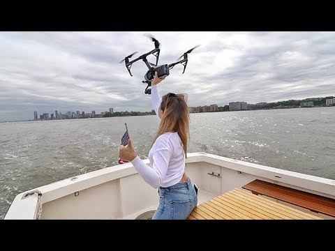 Download FLYING A DRONE LEGALLY IN NEW YORK CITY HD Mp4 3GP Video and MP3