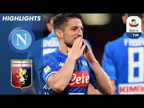 Napoli 1-1 Genoa | Frustrated Napoli Fail to Beat 10-Man Genoa | Serie A - Thời lượng: 4 phút, 15 giây.