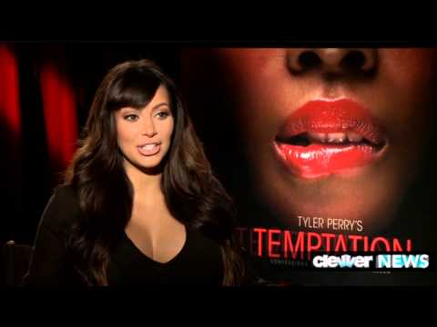 Kim Kardashian Temptation Interview!