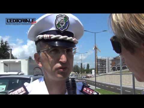 Intervista Ernesto Grippo Comandante Vigili Urbani