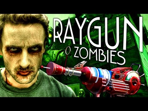 ZOMBIES RAYGUN ★ Call of Duty Zombies Mod (Zombie Games)