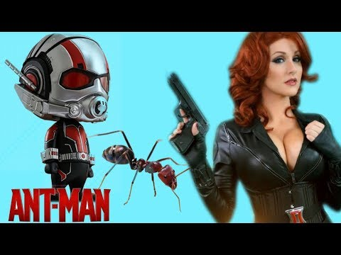 Ant Man and The Wasp SONG vs Black Widow | Screen Team