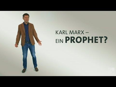 War Karl Marx ein Prophet?