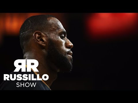 Is LeBron James Hampering The Cavaliers' Future? | The Russillo Show | ESPN (видео)