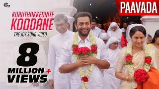 Kuruthakkedinte Koodane Song from Paavada - Prithviraj Sukumaran, Mia George