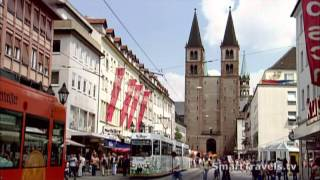 Wuerzburg Germany  city images : HD TRAVEL: Germany's Romantic Road: Wurzburg - SmartTravels with Rudy Maxa