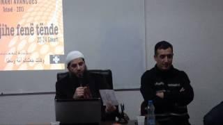 A bëhet Kali Kurban - Hoxhë Muharem Ismaili