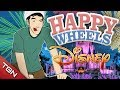 Happy Wheels: DISNEY