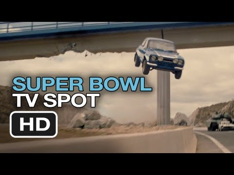Fast &amp; Furious 6 Official Super Bowl Spot (2013) - Vin Diesel Movie HD Video