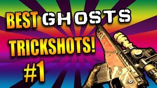 Call Of Duty Ghost Trickshot Montage #1
