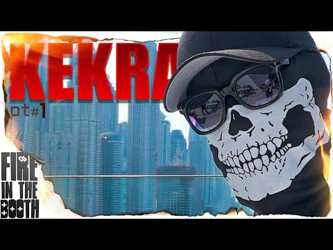 Kekra – Fire in the Booth (🇫🇷 French Drill)
