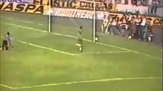 Pelo Brasileiro de 1983, o Atlético foi até Goiânia e venceu o Vila Nova por 2 x 1, mantendo a campanha vitoriosa no nacional...