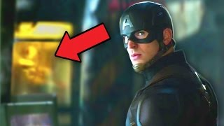 Captain America Civil War FINAL Trailer ALL EASTER EGGS & PREDICTIONS