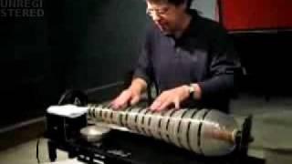 6. Yasaklanan, Delirten enstrüman Glass Armonica