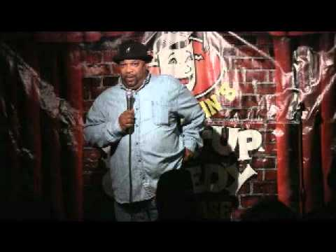 Maurice Jolly at the Comedy Store March 14, 2012